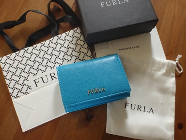 finest selection 91b7f 278c3 フルラ 三つ折財布 バビロン - ファッション