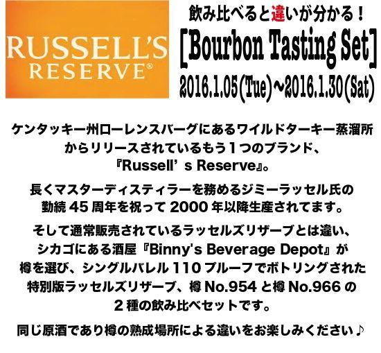 Russells Tasting A4