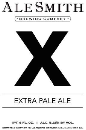 Alesmith-Extra-Pale-Ale Label