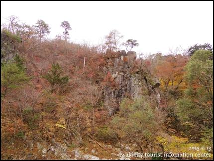 篭場の滝2