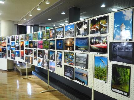 第1回サンシャインいわき写真コンテスト写真展9