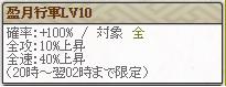 スキルLv10 南部