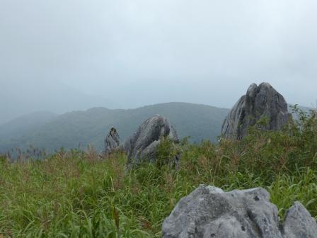 四国カルストの風景 3