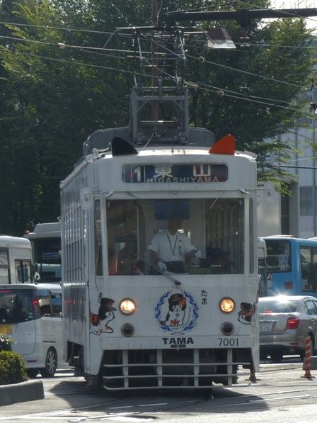 岡山電気軌道 たま電車 2