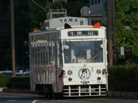 岡山電気軌道 たま電車 5