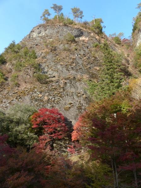 古岩屋の紅葉 4