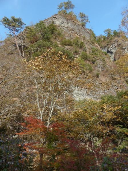 古岩屋の紅葉 5