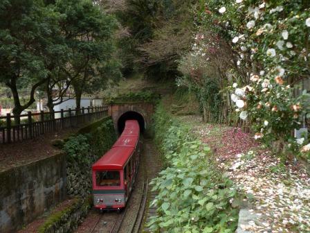 マイントピア別子 中尾トンネル 1