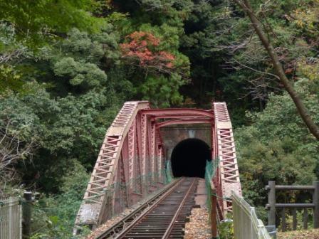 マイントピア別子 中尾トンネル 2
