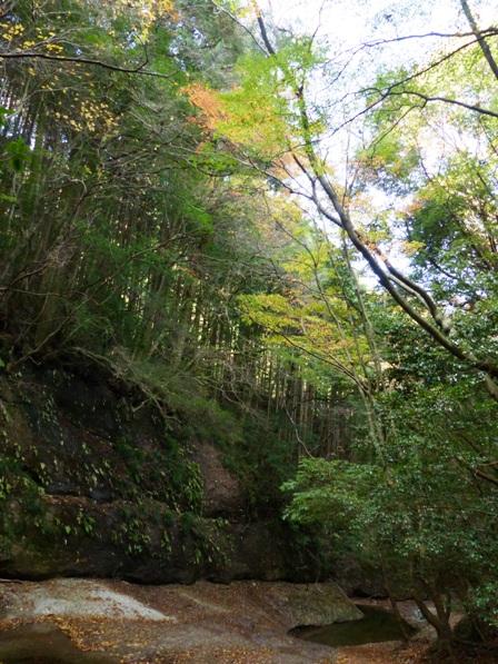 滑川渓谷の紅葉 7