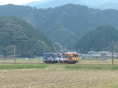 予土線 海洋堂ホビートレイン 7
