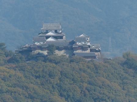 松山総合公園からの眺望 3