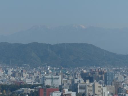 松山総合公園からの眺望 5