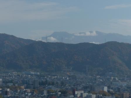 お城山からの眺め 1