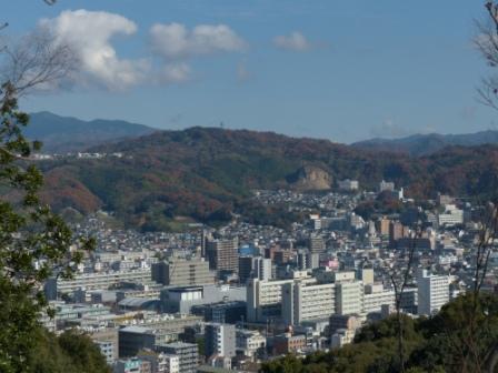お城山からの眺め 5