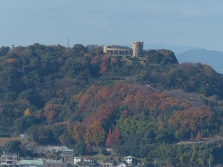 お城山からの眺め 4