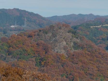 お城山からの眺め 10