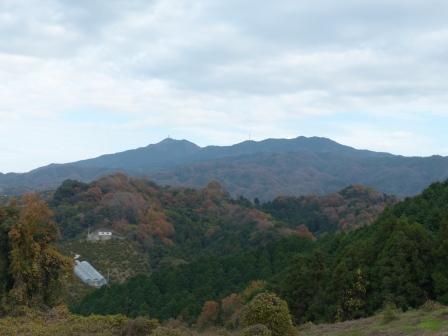 宅並山からの眺め 1