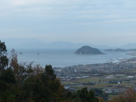 宅並山からの眺め 3