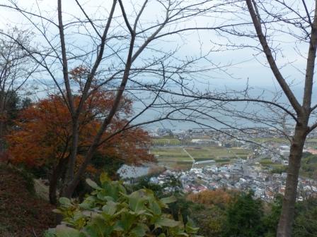 宅並山からの眺め 5