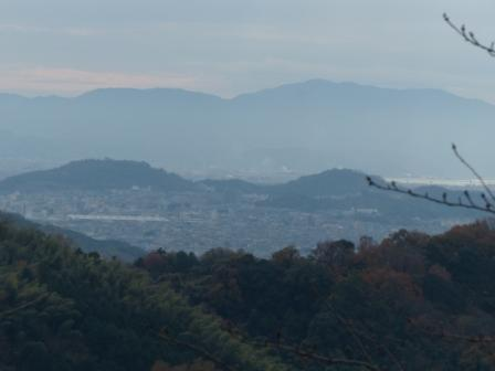 宅並山からの眺め 6
