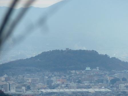 宅並山からの眺め 7