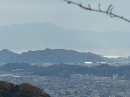 宅並山からの眺め 8