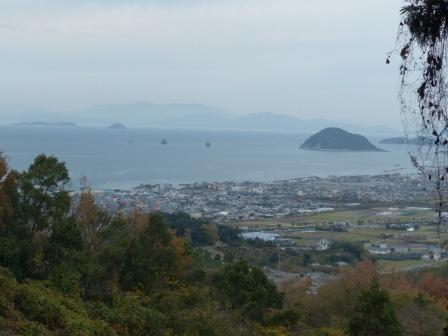 宅並山からの眺め 9