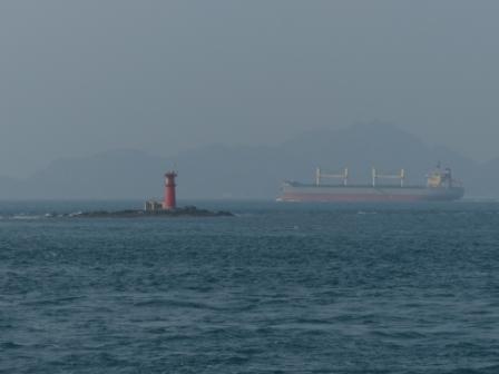 大角海浜公園からの眺め 2