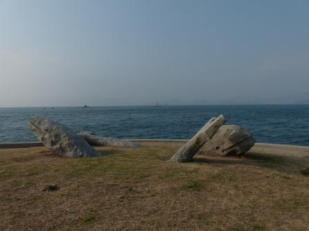 大角海浜公園からの眺め 4