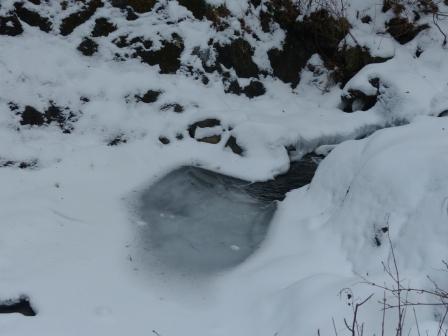 白猪の滝 9