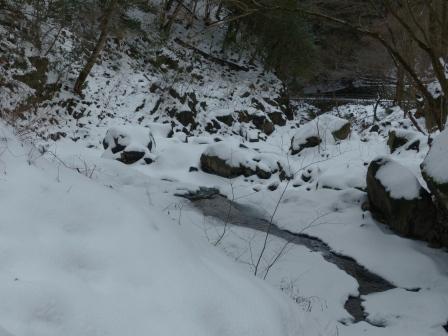 白猪の滝 10