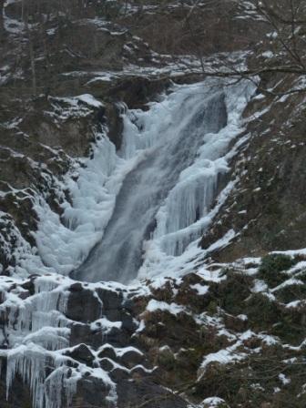 白猪の滝 8