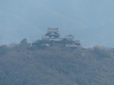 松山総合公園からの眺め 2
