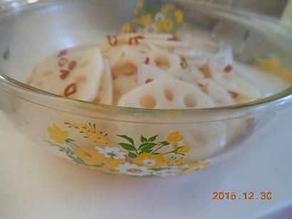 酢レンコン