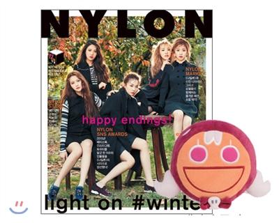 2_韓国女性誌_NYLON_2015年12月号