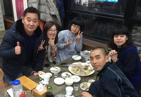 仁川_官洞ギャラリー_アンコウ_韓方茶 (3)