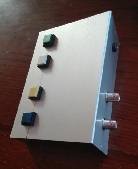 MLA control box