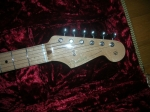 fender usa american vintage 56 stratocaster headstock