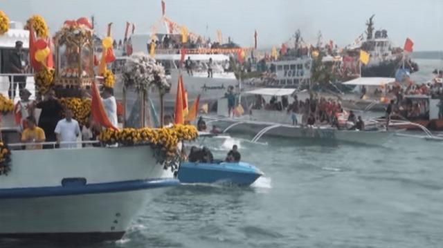 シグログ海のパレード