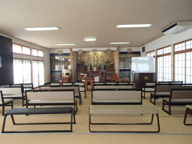 ナムアミダブツのお寺 慈恩寺 法話の会 2 12