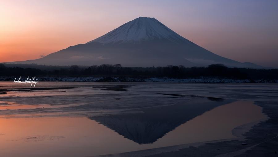 精進湖 朝景3 s