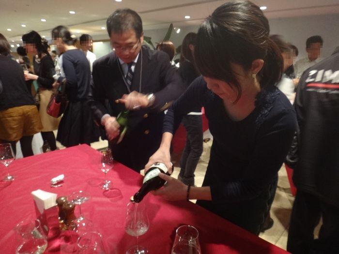 誉富士セミナー&お酒の会8