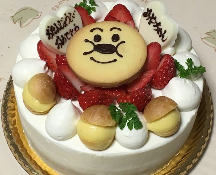 AY誕生日会