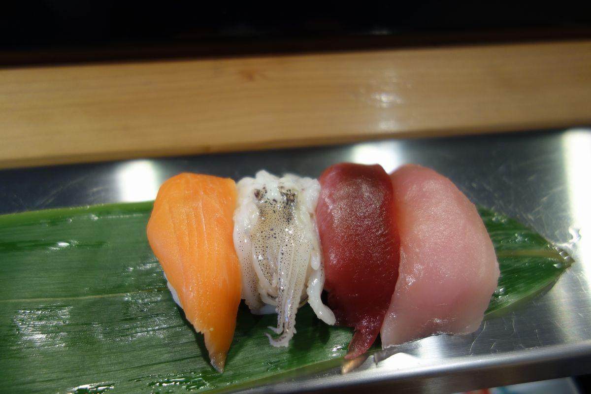 立喰い寿司 みずほ5