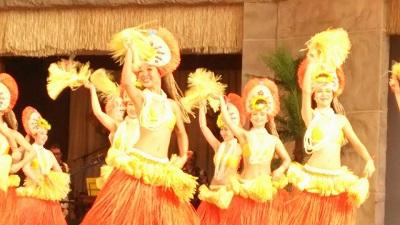 ハワイアン フラガールたち