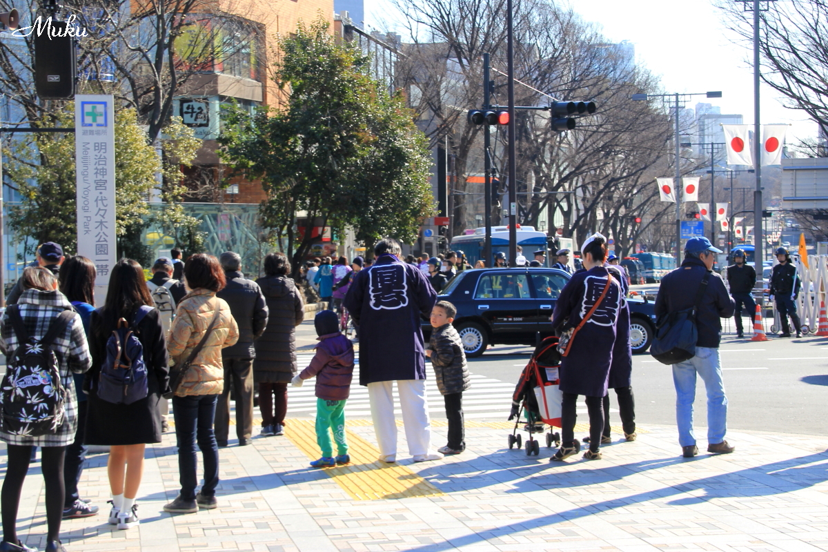 原宿通り(表参道)