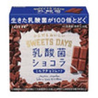 乳酸菌チョコ