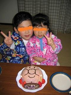 誕生日写真②