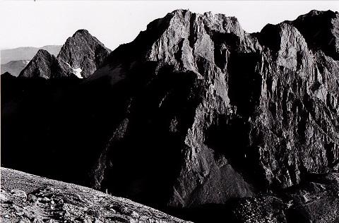④田淵行男山岳写真